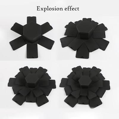 DIY Explosion Box Creative Gift Box DIY Photo Album Hexagon Girlfriend Gift