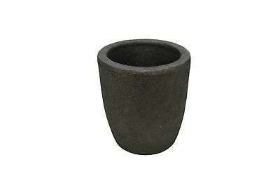 No. 2 Clay Graphite Foundry Crucible Precious Metal Casting Refining, 2kg. J2197