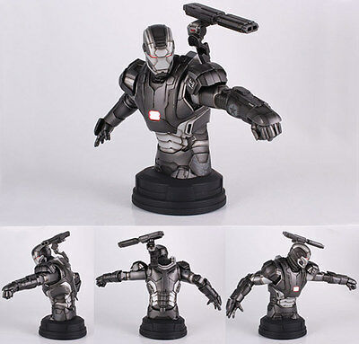 War Machine Mini Busto Amazon Esclusivo Gentle Giant Marvel Comics Nuovo #27