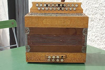 Diatonic Accordeon Koch Hohner 1930