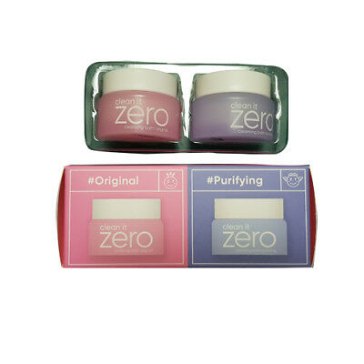 Banila Co NEW Clean it Zero kit 2 items Purifying and Original / Free Gift