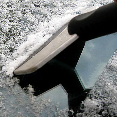 Car Ice Scraper New Stainless Auto Vehicle Snow Shovel Removal Cleaner Tool GH