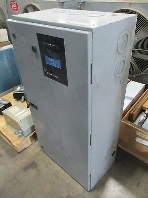 GE Zenith Automatic Transfer Switch ZS4DB01041-07 100A 277/480V 60Hz 3Ph Used