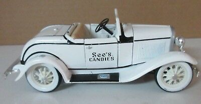 See's Candies 1930 Ford Roadster  ERTL Collectables