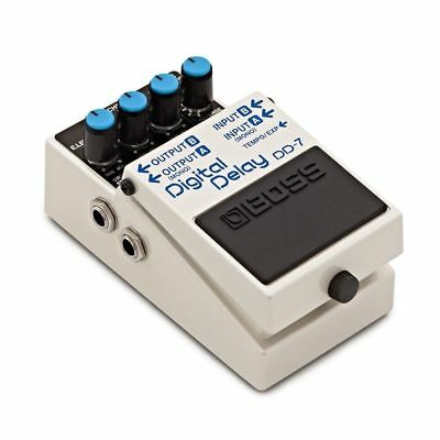 Boss DD-7 Digital Delay Guitar Pedal,Effects level 40-Seconds record