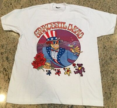 Grateful Dead T Shirt Vintage 1994 One More Saturday Night Summer Tour L Unworn