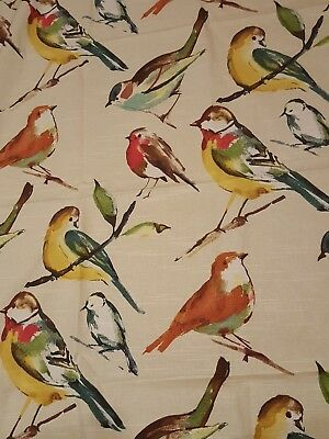 Richloom Birdwatcher Meadow Fabric By The Yard 3865 Picclick