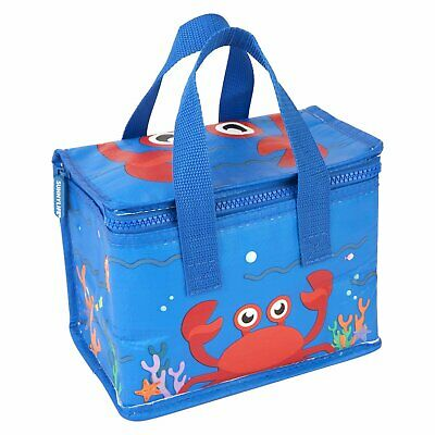 NEW SunnyLife Kids Lunch Tote - Crabby