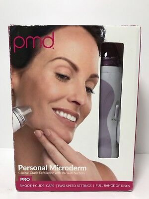 $199 New in Box PMD Personal Microderm PRO Device