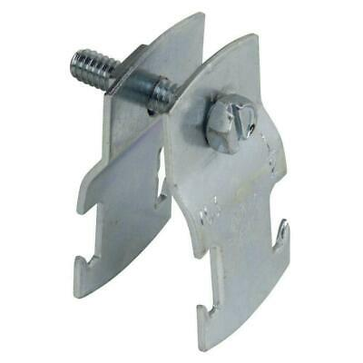"""Thomas & Betts 4A982 Universal 1/2"""" Steel Pipe Clamp Electro-Galvanized *Qty 10*"""