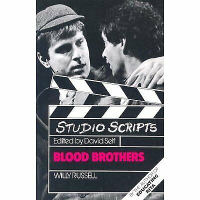 Studio Scripts - Blood Brothers by Willy Russell (Paperback)