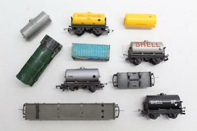 Triang Tt Gauge Rolling Stock Parts Spares Tanker Wagons N22