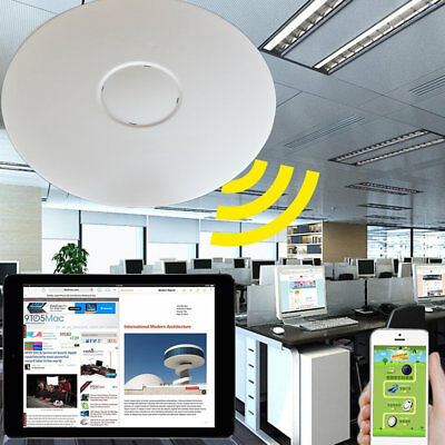 Ceiling-Mount 300 Mbps Wireless Access Point PoE Access White KF-APCP20N300MÓ