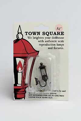 Dollhouse Miniature Sconce by Town Square