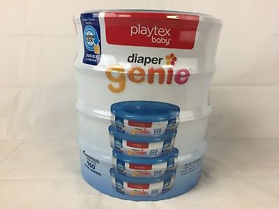 Playtex Baby Diaper Genie Refills 960 Count New Sealed Free Shipping