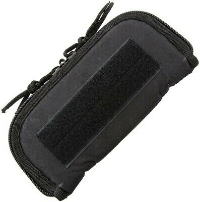 """Carry All AC180 Black 9"""" Condura Travel Padded Knife Storage Pouch Case"""