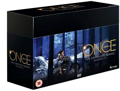 Once Upon a Time: The Complete Series - Seasons 1-7 (Box Set) [DVD]