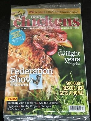 Your Chickens magazine New March 2016