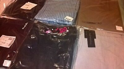 Bundle/Job Lot 20 x Plus Size Mixed Jeans & Trousers Size 18-36 Brand New