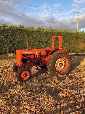 Nuffield 10/60 tractor