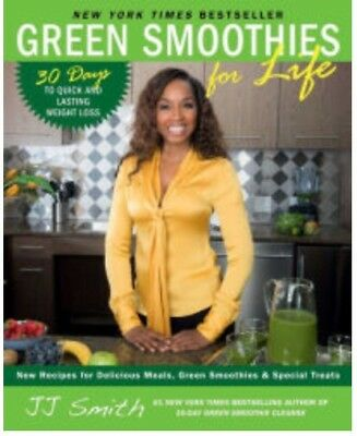 Green Smoothies for Life by JJ Smith (Digital Book)