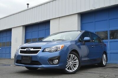 Subaru Impreza 2.0i Limited 2014 2.0i Limited Used 2L H4 16V Automatic AWD Hatchback Moonroof
