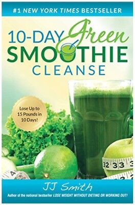 10 DAY GREEN SMOOTHIE CLEANSE BY J.J. SMITH (Digital Book)