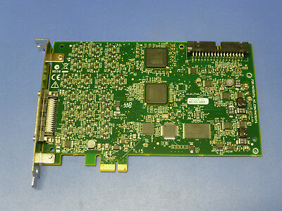 National Instruments PCIe-6536 NI DAQ Card, High-Speed Digital Input / Output