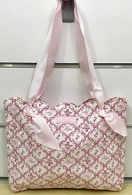 Longaberger Horizon of Hope Ribbon Tote 2009