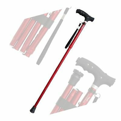 KingGear Travel Adjustable Folding Canes and Walking Sticks for Men and Women...