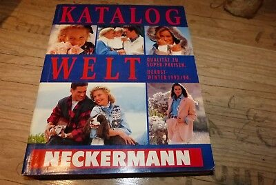 Neckermann Katalog  Herbst - Winter 1993/1994