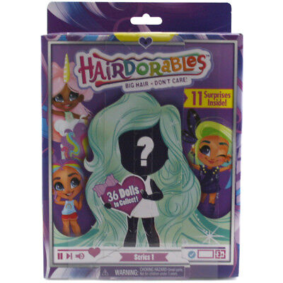 Hairdorables Doll Surprise Pack - 11 Surprises Inside - JPL23600 - NEW SEALED