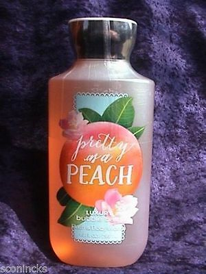 Bath & Body Works Badschuim Pretty as a Peach Bubble Bath 295 ml