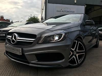 2013 63 Mercedes-Benz A Class 2.0 A45 AMG 7G-DCT 4MATIC 5dr ONE FORMER OWNER
