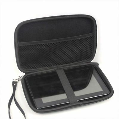 """For Garmin Zumo 590LM 5"""" Carry Case Hard Black With Accessory Story GPS Sat Nav"""