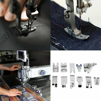 11pcs/set Multifunctional Sewing Machine Feet Presser Foot Spare AccessoriesÇ