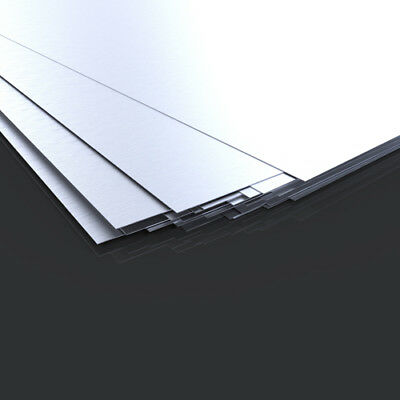 Aluminium Sheet Mega listing - all thicknesses 0.5,1,1.2,1.5,2,3 & 4mm and sizes