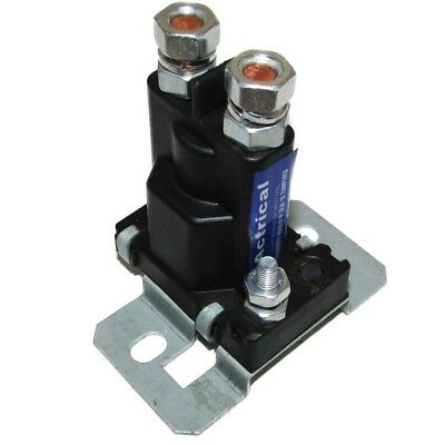 New Solenoid Relay 12V 3 Terminal 100 Amp Continuous Duty Surge Amps 400 Movers