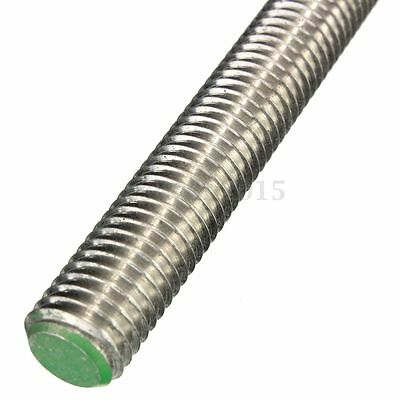 CHEAP A2 (304) Stainless Steel Threaded Rod studding - All Sizes and Lengths