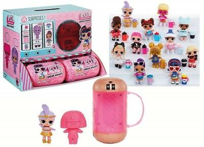 LOL Surprise Under Wraps Doll Eye Spy L.O.L. MGA Puppe Neu