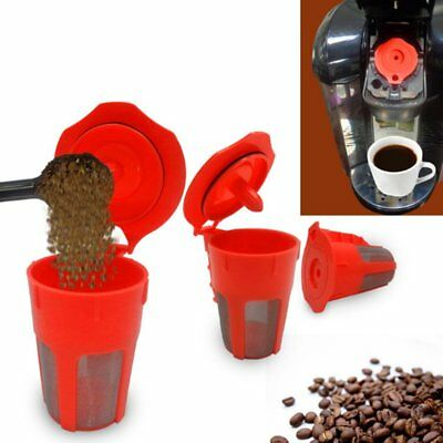 Reusable Coffee Filters Replacement Refillable K-Cup for Keurig 2.0 BrewersÇ