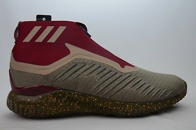 Adidas Alphabounce Zip Basketball Men's Size 11.5 New in Box NO Top Lid BY4237