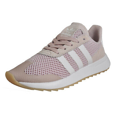 be806134275a Adidas Originals Flashback Women s Girls Classic Vintage Retro Sneaker  Trainers