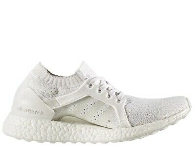 32f85a3c8dd  BB3433  Womens Adidas Ultraboost X Ultra Boost Running Sneaker - White