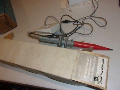 Beckman Industrial HV231-10 High Voltage Prob