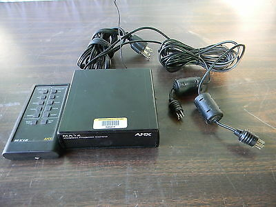 AMX MX12 Wireless Dual Projector Remote Control 100% Tested