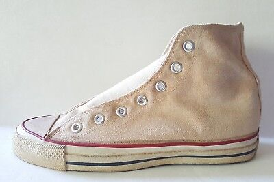 NOS Vintage 1960s Converse Chuck Taylor All Star U.S.A. Black Label SEE OTHER