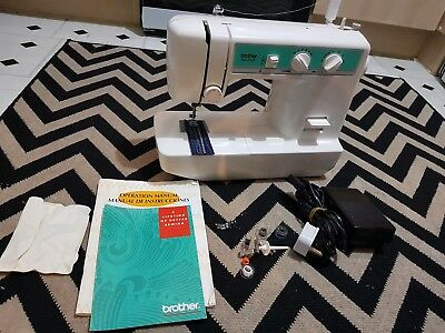 BROTHER SEWING MACHINE BS40 SERVICED £4040 PicClick UK Classy Brother Bs 2450 Sewing Machine Instructions