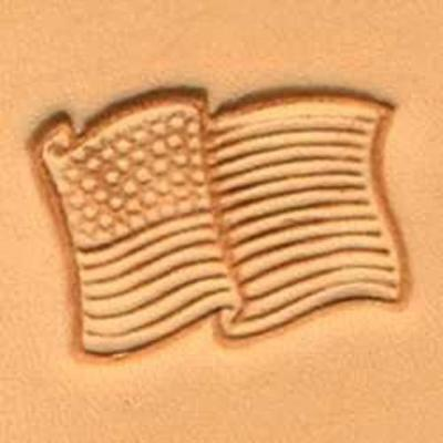 USA Flagge Craftool 3-D Stempel 88354-00