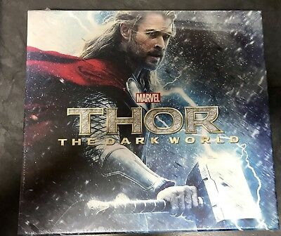 The Art Of Thor: The Dark World Hardcover with Slipcase - New & Sealed HC